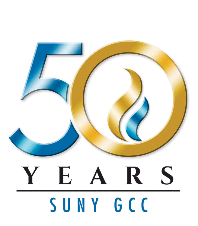 50th Anniversary Full Color Logo