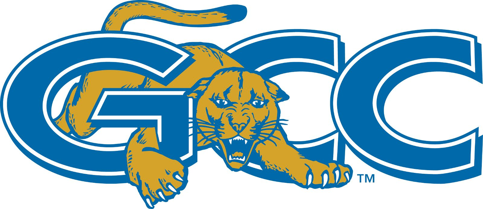 GCC Athletics Logo
