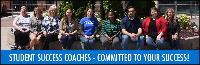Student Success Coaches - committed to your success!
