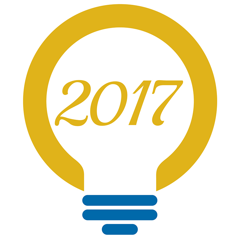2017 Scholars Symposium Light Bulb Logo