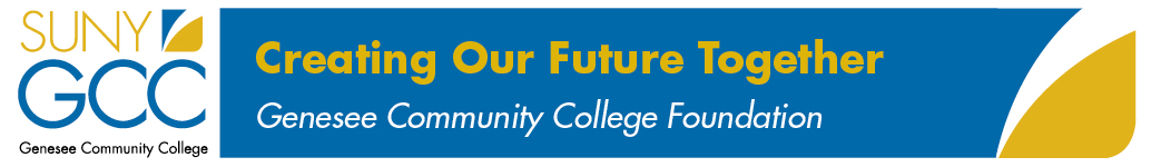 Creating our Future Together: Genesee Community College Foundation