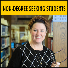 non-degree seeking students