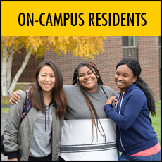 On-campus residents