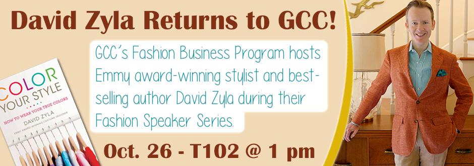 David Zyla Returns to GCC - Oct 26, 2016