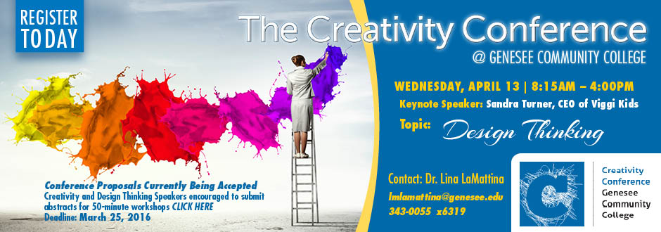 2016 Creativity Conference