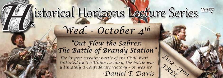 Historical Horizons Lecture Series - Fall 2017