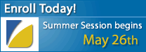 Summer Courses - Session 1 & 2