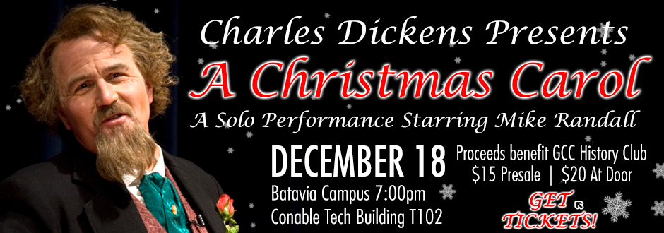 Charles Dickens Presents: A Christmas Carol