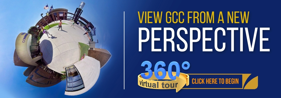 Take a 360 Degree Virtual Tour of GCC!