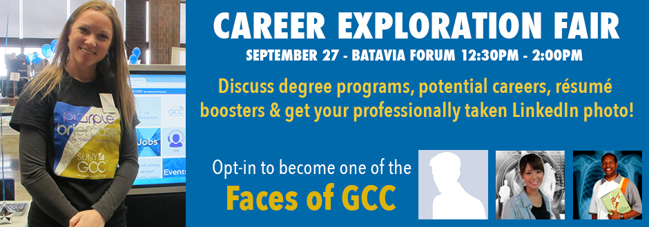 Career Exploration Fair Fall 2016