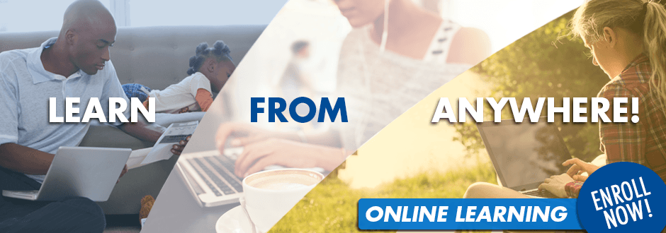 Online Learning - Enroll NOW!