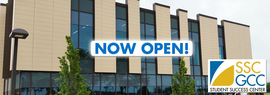 Student Success Center NOW OPEN!