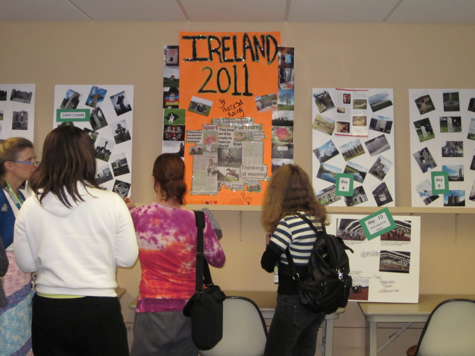 ireland exhibit