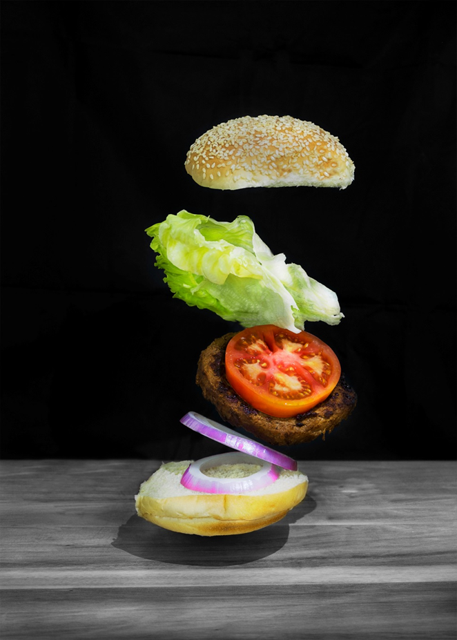 hamburger photo