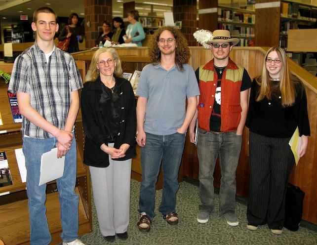 2009 poetry contest winners