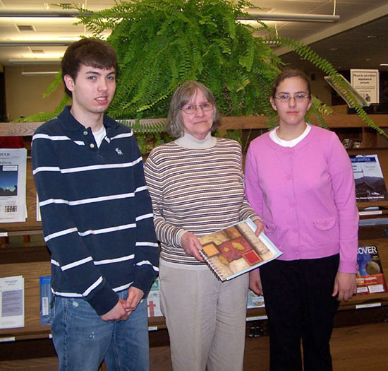 2007 Poetry Contest Winners