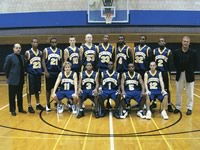 2002-2003 MEN'S BASKETBALL TEAM